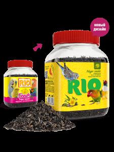 Rio Абиссинский нуг. Дополнительный корм для декоративных птиц