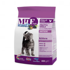 Корм для котят Forza10 Mr. Fruit Kitten со вкуом курицы, риса, кукурузы, 0.4кг