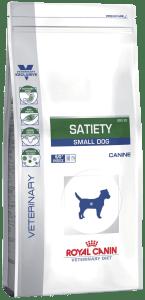 Royal Canin SATIETY SMALL 1.5кг, Контроль избыточного веса для взрослых собак весом менее 10 кг