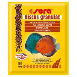 Гранулированый корм для рыб SERA Дискус