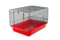 Клетка для грызунов  Хома №1 (33*24*20см)