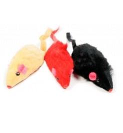 Игрушка для кошек цветная мышь №2