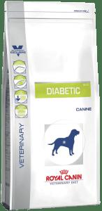 Royal Canin DIABETIC DS37 12кг, Диета для собак при сахарном диабете