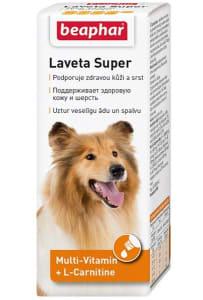 Беафар витамины Лавета супер для собак для шерсти  50 мл