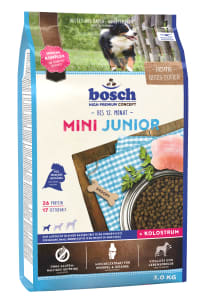 Корм Bosch Mini Junior, 3кг