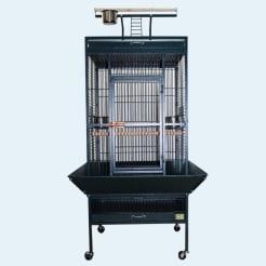 Клетка для птиц вольер № 1 ( 82 * 77 * 165 ) А11