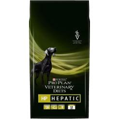 Сухой корм Purina Pro Plan Veterinary Diets HP корм для собак при хронической печеночной недостаточности, 3кг
