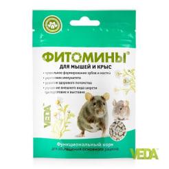Фитомины фитокомплексом для мышей и крыс