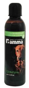 Шампунь восстанавливающий ГАММА для собак, 0.250л
