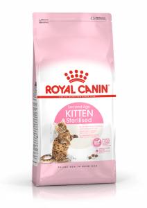 Сухой корм Royal Canin Kitten Sterilised для стерилизованных котят, 0.4 кг