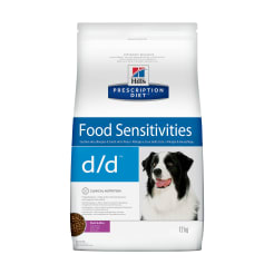 Корм для собак Hill's PD d/d Food Sensitivities, 12кг
