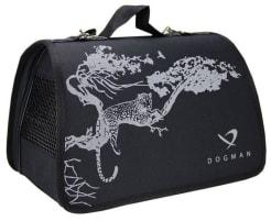 DOGMAN сумка-переноска «Лира» № 4, 49 х 29 х 29 см
