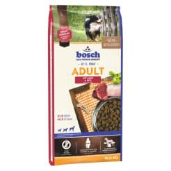 Bosch Adult с ягнёнком и рисом сухой корм для собак, 3кг