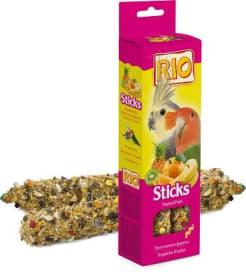 Rio палочки для средних попугаев с тропическими фруктами