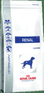 Royal Canin RENAL RF14 2кг, Диета для взрослых собак с хронической почечной недостаточностью