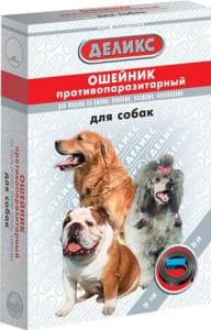 Ошейник от блох ДЕЛИКС NEXT для собак