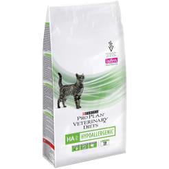 Сухой корм Purina Pro Plan Veterinary Diets HA корм для кошек при аллергических реакциях, 1.3кг