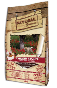 Natural Greatness Chicken Recipe Starter Puppy Junior сухой корм для собак, 6кг