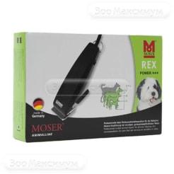 Машинка для стрижки собак электрическая Moser Rex