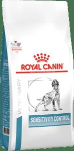 Royal Canin SENSITIVITY CONTROL 1.5кг, Диета для собак при пищевой аллергии или непереносимости