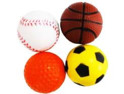 Игрушка для кошек спортивный мячик