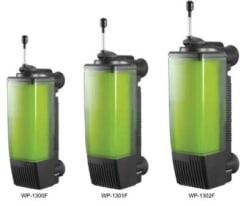 Помпа-фильтр BARBUS Професиональная 400 литров в час 014