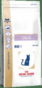 Royal Canin CALM , Диета для кошек в стрессовом состоянии и в период адаптации, 2кг