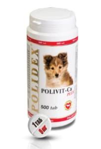 Полидекс Поливит-Кальций, 500 таблеток