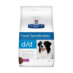 Корм для собак Hill's PD d/d Food Sensitivities, 2 кг