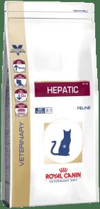 Royal Canin HEPATIC, Диета для кошек при болезнях печени,  0.5кг