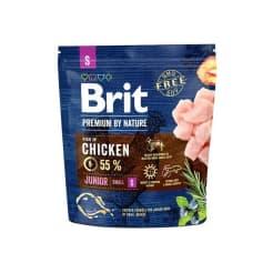 Brit Premium Nature сухой корм для щенков, для мелких пород, 1кг