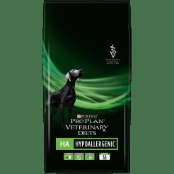 Сухой корм Purina Pro Plan Veterinary Diets HA корм для собак при аллергических реакциях, 3кг
