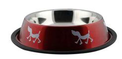 DOGMAN металлическая миска Собака №2