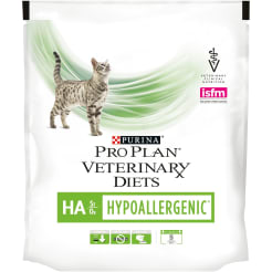 Сухой корм Purina Pro Plan Veterinary Diets HA корм для кошек при аллергических реакциях, пакет,0.325кг
