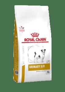 Royal Canin URINARY, Диета для собак мелких размеров при заболеваниях дистального отдела мочевыделительной системы, 1.5кг