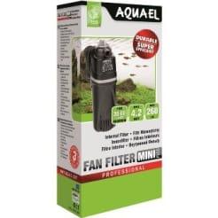 Помпа-фильтр FAN mini plus 260 литров в час 30 - 60 л с регулятором мощности