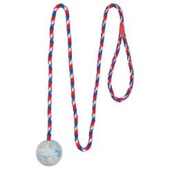 Игрушка для собак Грейфер Мяч на веревке