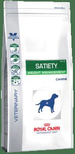 Royal Canin SATIETY WEIGHT MANAGEMENT SAT30 14кг, Контроль избыточного веса