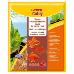 Корм для рыб SERA Голди хлопья для золотых рыбок