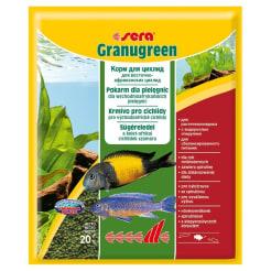 Пакетик корма для рыб SERA Гранугрин, 0.02кг