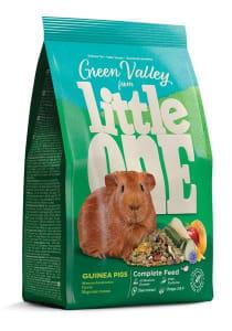 Корм для морских свинок Little One Зеленая долина, 0.75кг