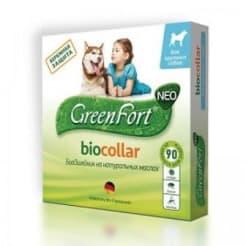Ошейник от блох GreenFort Neo для крупных пород собак