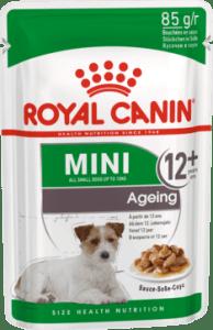 Royal Canin MINI AGEING 12+ 0.085кг, Корм для собак старше 12 лет