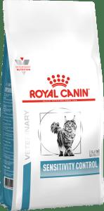 Royal Canin SENSITIVITY CONTROL , Диета для кошек при пищевой аллергии / непереносимости, 0.4кг