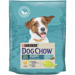 Сухой корм Purina Dog Chow для щенков мелких пород, курица, 0.8кг