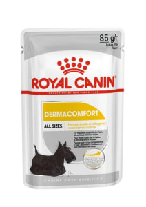 Royal Canin dermacomfort pouch loaf в паштете, 0.085кг