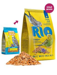 Корм Рио для волнистых попугайчиков, 1кг