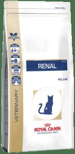 Royal Canin RENAL , Диета для взрослых кошек с хронической почечной недостаточностью, 0.5кг