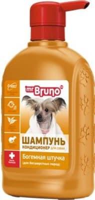 Шампунь-кондиционер М.Бруно для собак богемная штучка, 0.350л