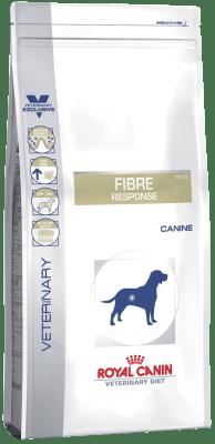 Royal Canin FIBRE RESPONSE 2кг, Диета с повышенным содержанием клетчатки для собак при нарушениях пищеварения